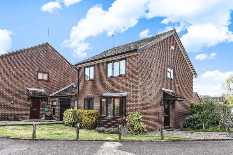 4 Bedrooms Detached House for sale in Culloden Way, Wokingham, RG41