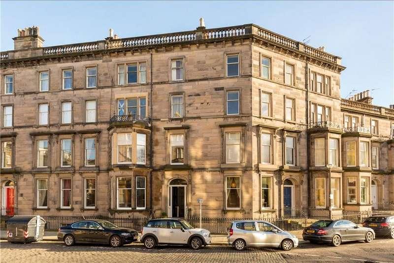 2 Bedrooms Flat for sale in Glencairn Crescent, Edinburgh, Midlothian, EH12
