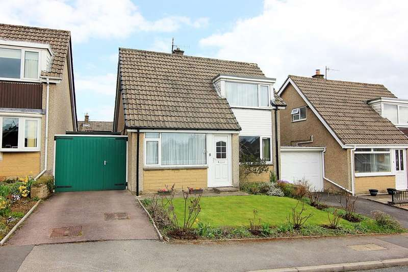 3 Bedrooms Link Detached House for sale in 8 Meadow Rise, Skipton,