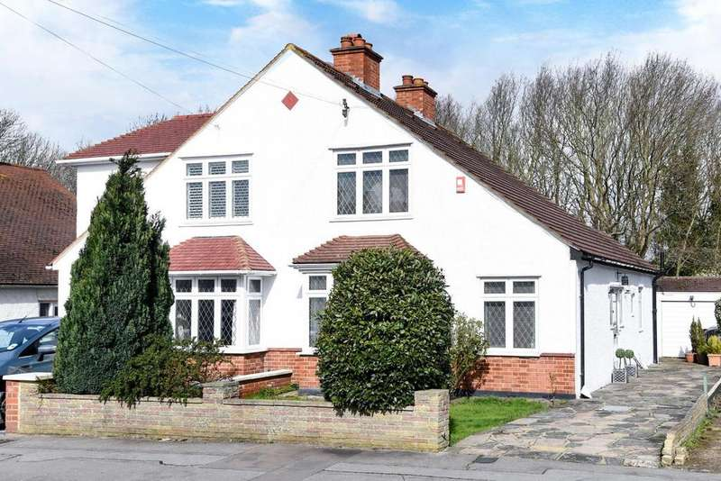 2 Bedrooms Semi Detached House for sale in Firsby Avenue, Shirley