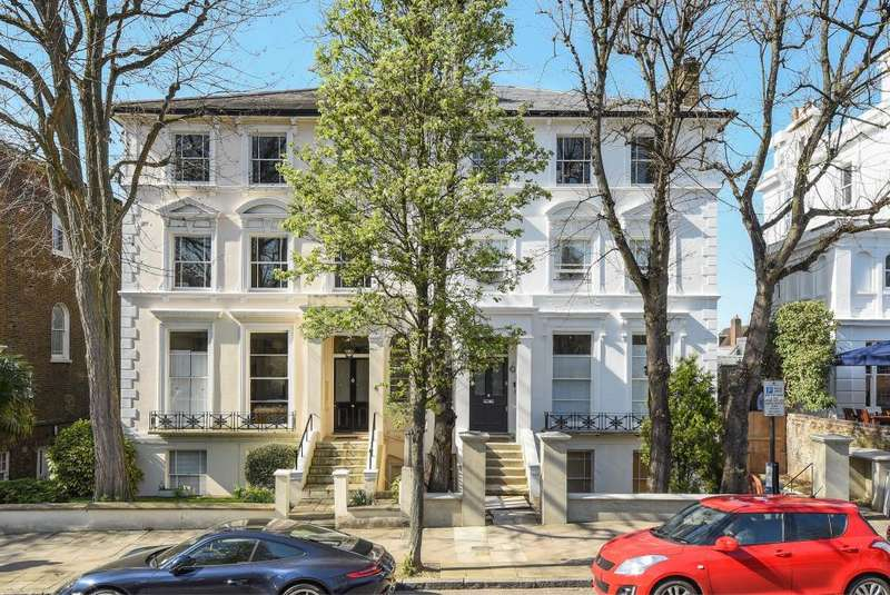 2 Bedrooms Flat for sale in Carlton Hill, St John's Wood, NW8, NW8