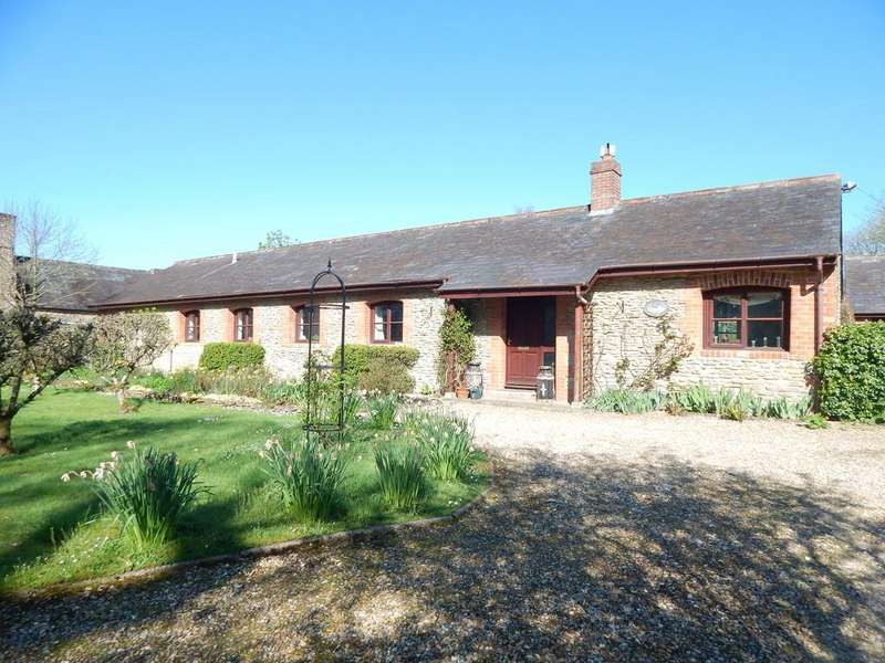 5 Bedrooms Barn Conversion Character Property for sale in Redlynch