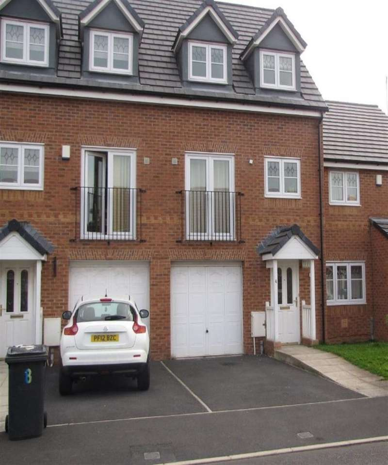3 Bedrooms Town House for rent in Thorncross, Thornton Cleveleys FY5 3FJ