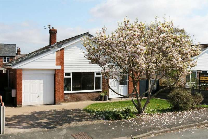 3 Bedrooms Bungalow for sale in Moulton, Northwich