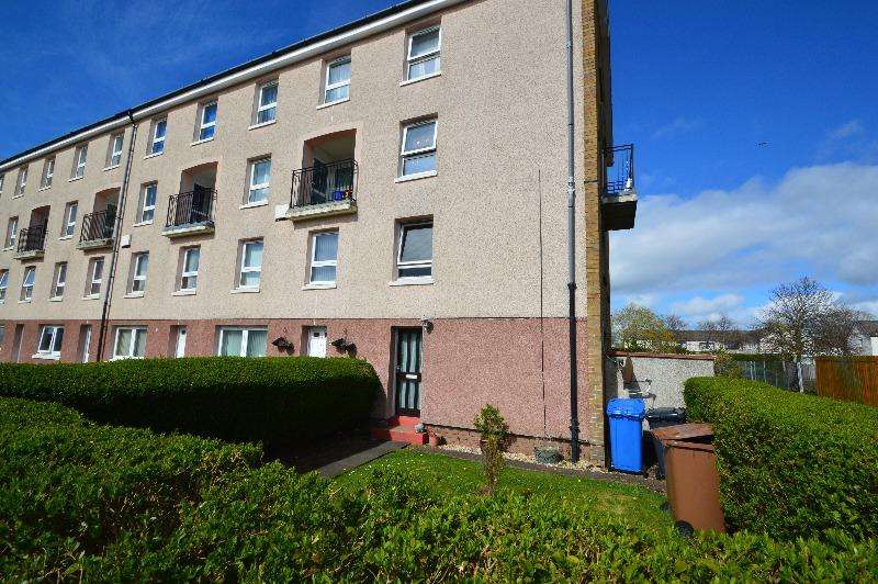 3 Bedrooms Flat for sale in Hunter Drive, Irvine, North Ayrshire, KA12 9AT