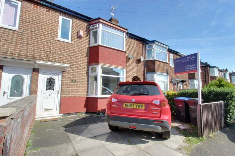 3 Bedrooms Terraced House for sale in Ashford Avenue, Acklam