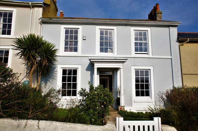 5 Bedrooms Town House for sale in Trewartha Terrace, Penzance TR18