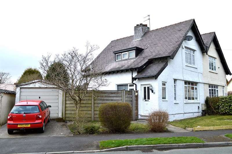 3 Bedrooms Semi Detached House for sale in Rising Lane, Garden Subrubs, Oldham, OL8 3AN