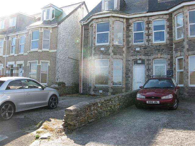 1 Bedroom Flat for rent in Bayview Terrace, Newquay
