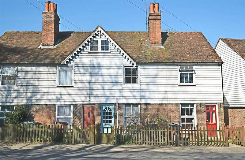 2 Bedrooms Terraced House for sale in Silver Hill, Tenterden