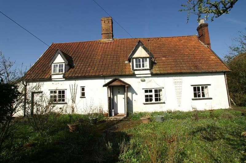 4 Bedrooms Detached House for sale in Gents Lane, Shimpling, Bury St Edmunds IP29