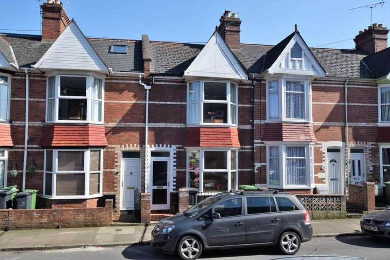 3 Bedrooms House for sale in Ferndale Road, St.Thomas, EX2