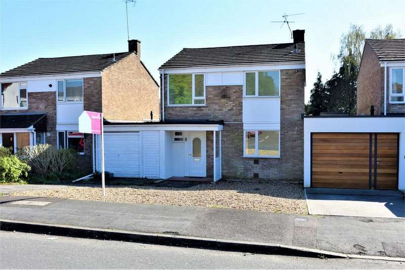 3 Bedrooms Detached House for sale in Bicknell Road, FRIMLEY, Surrey