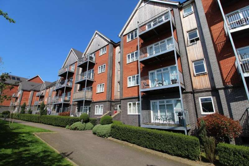 2 Bedrooms Flat for sale in Turnstone House, Millward Drive, Fenny Stratford, Bletchley