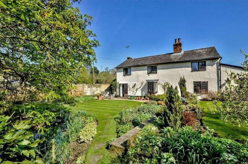 4 Bedrooms Detached House for sale in Kemps Cottage, Arkesden Road, Clavering, Nr Saffron Walden