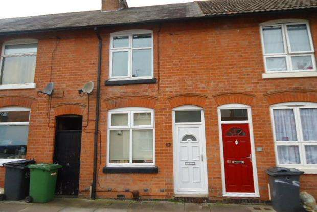 2 Bedrooms Terraced House for sale in Muriel Road, Western Park, Leicester, LE3