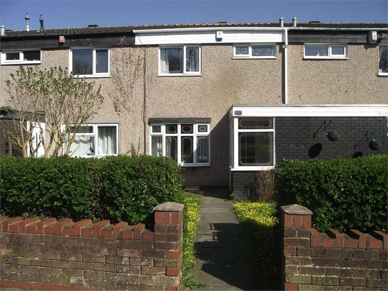 3 Bedrooms Terraced House for sale in 133 KENDRICK AVENUE, YORKSWOOD