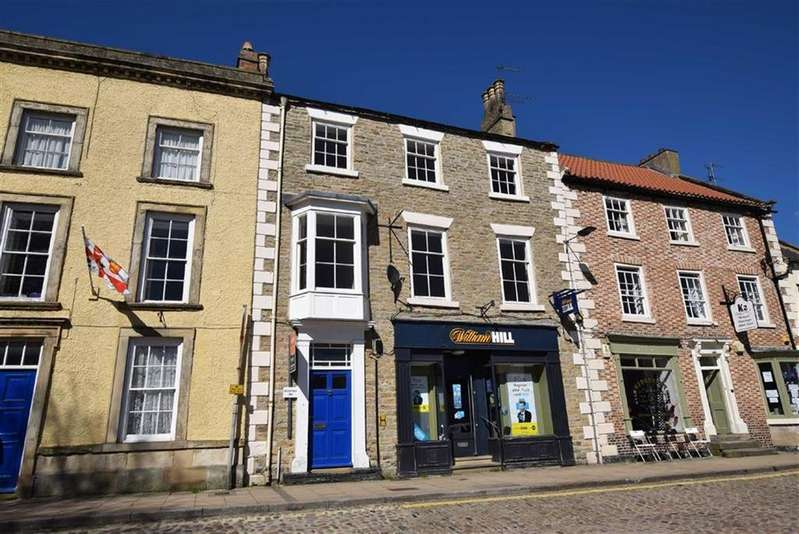3 Bedrooms Flat for rent in Newbiggin, Richmond, North Yorkshire