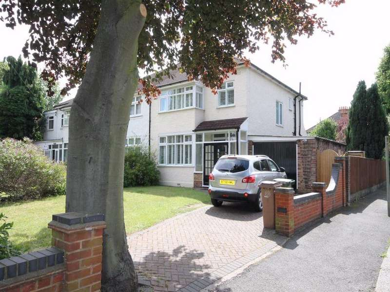 3 Bedrooms Semi Detached House for sale in Seymour Road, Carshalton