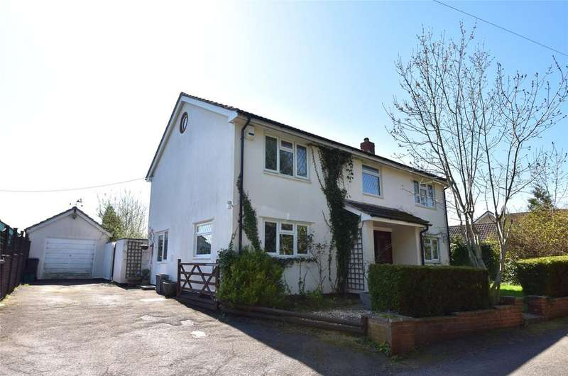 4 Bedrooms Detached House for sale in West Buckland, Wellington
