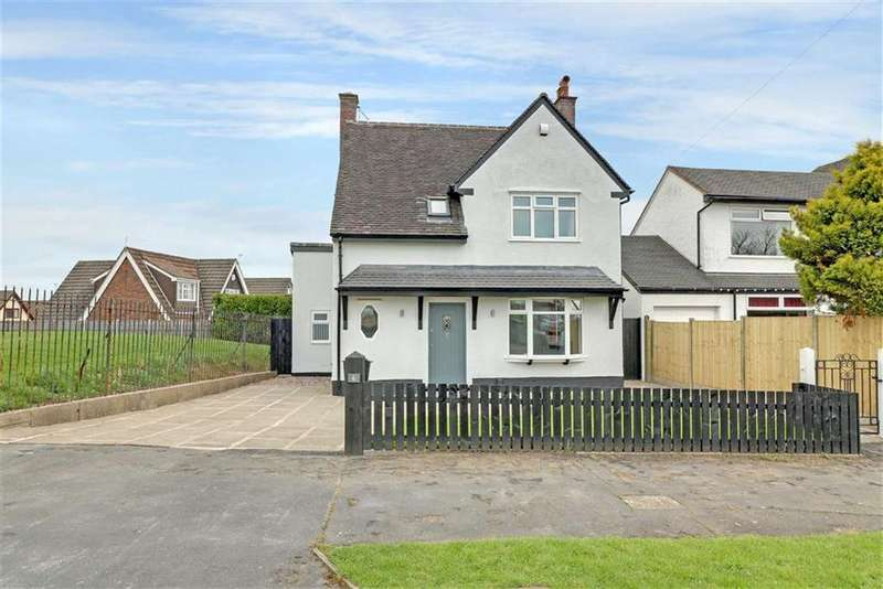 3 Bedrooms Detached House for sale in Wayfield Grove, Stoke-on-Trent