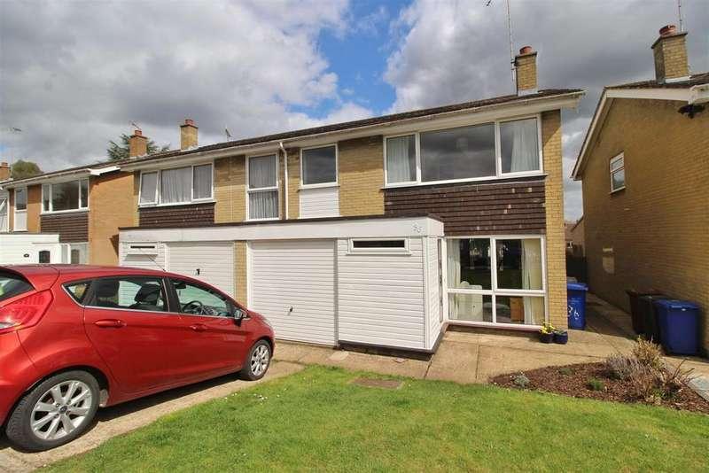 4 Bedrooms Semi Detached House for sale in Bury Park Drive, Bury St. Edmunds