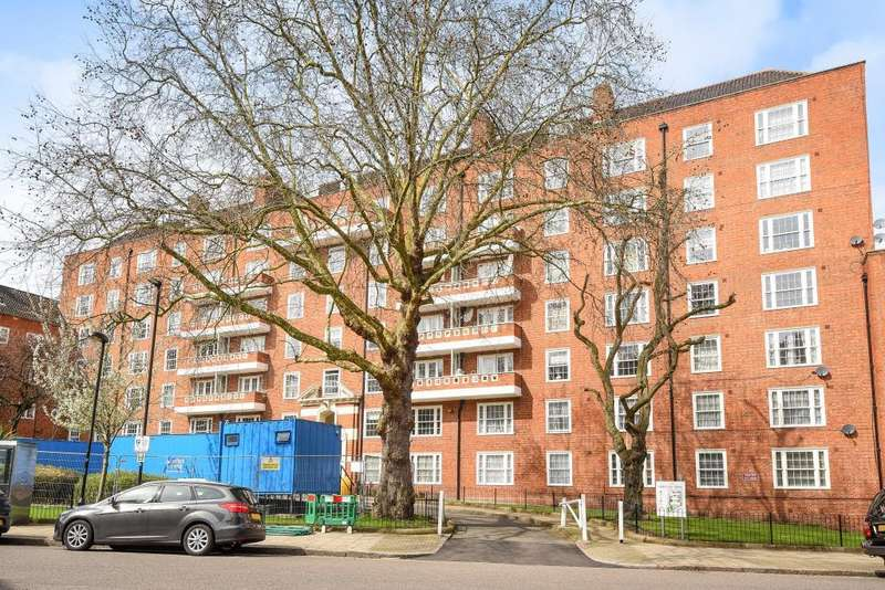 4 Bedrooms Flat for sale in Robin House, St Johns Wood, NW8, NW8