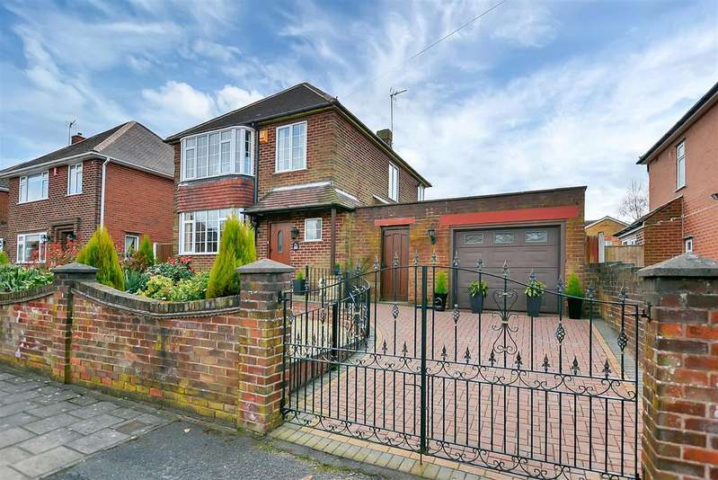 3 Bedrooms Detached House for sale in Harvey Road, Mansfield