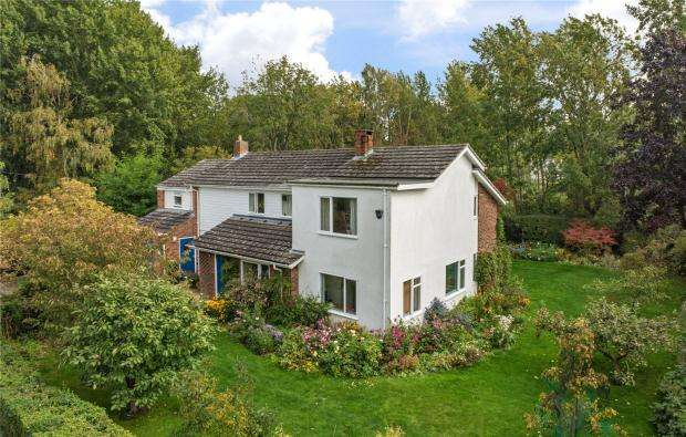 5 Bedrooms Detached House for sale in Lansdowne Road, Cambridge