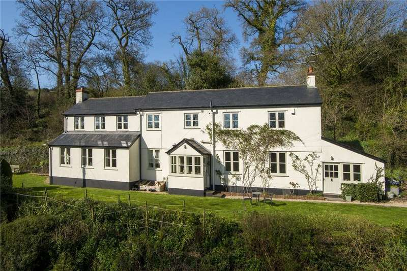 5 Bedrooms Detached House for sale in Tolland, Lydeard St. Lawrence, Taunton, Somerset, TA4