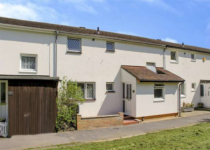 3 Bedrooms Terraced House for sale in Aysgarth, Bracknell, Berkshire, RG12