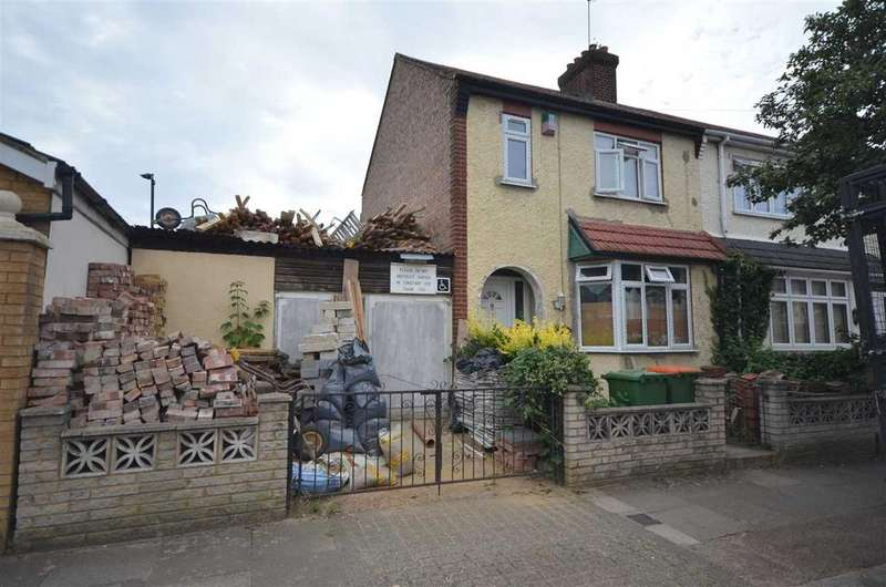 3 Bedrooms Land Commercial for sale in Stokes Road, East Ham