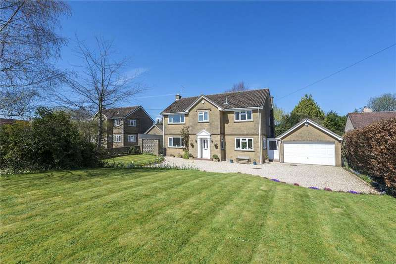 5 Bedrooms Detached House for sale in East Street, West Coker, Yeovil, Somerset