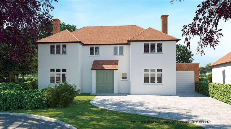 5 Bedrooms Detached House for sale in Mannicotts, Welwyn Garden City, Hertfordshire