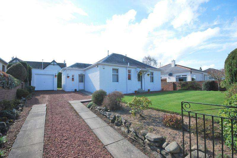 3 Bedrooms Detached Bungalow for sale in 3 Scaur O'Doon Road, Ayr KA7 4EW