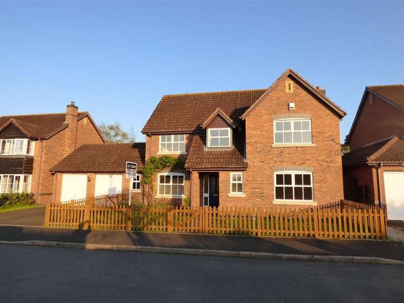 4 Bedrooms Detached House for sale in Windmill Way, Tysoe