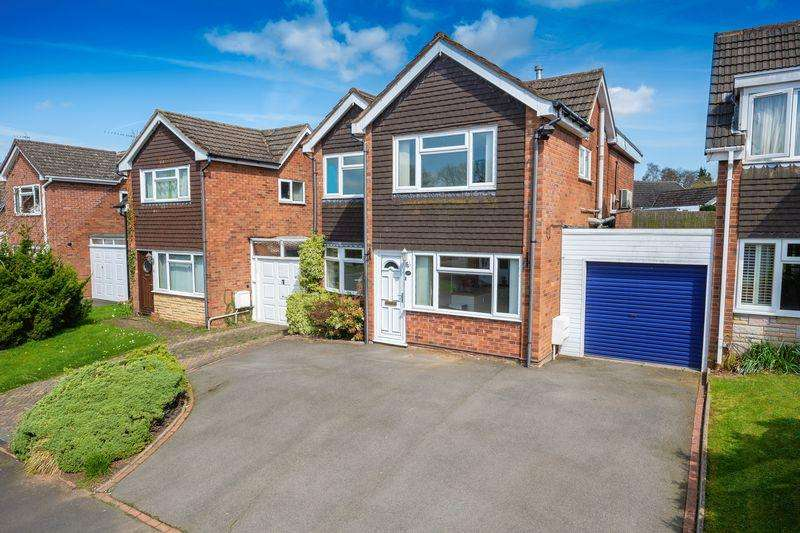 4 Bedrooms Detached House for sale in Windsor Road, Albrighton, Wolverhampton