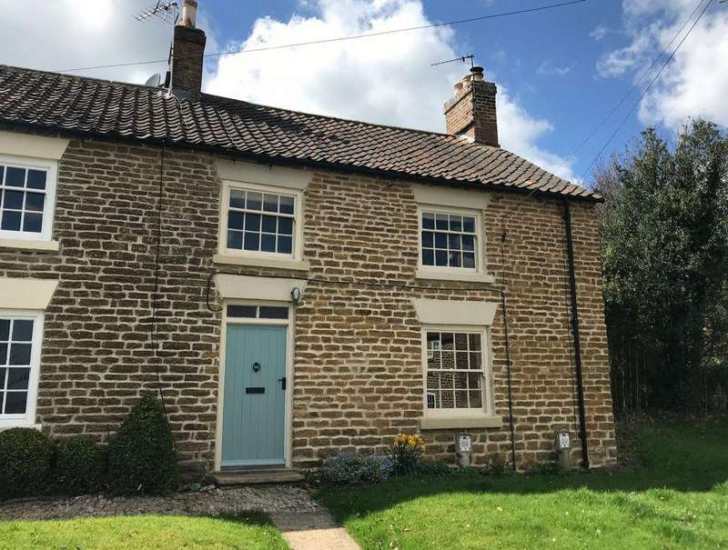 3 Bedrooms Cottage House for sale in The Cottage, Terrington, YO60 6QB