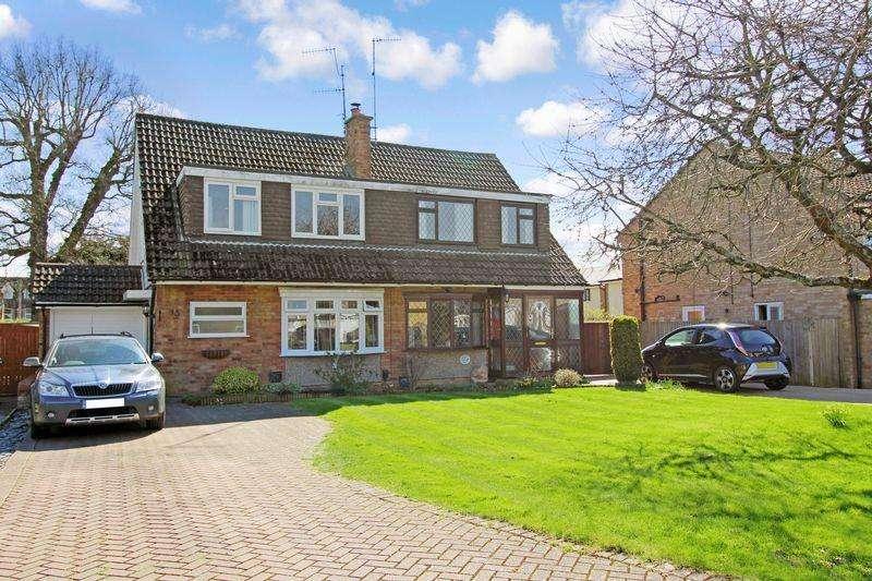 3 Bedrooms Semi Detached House for sale in Manor House Gardens, Edenbridge