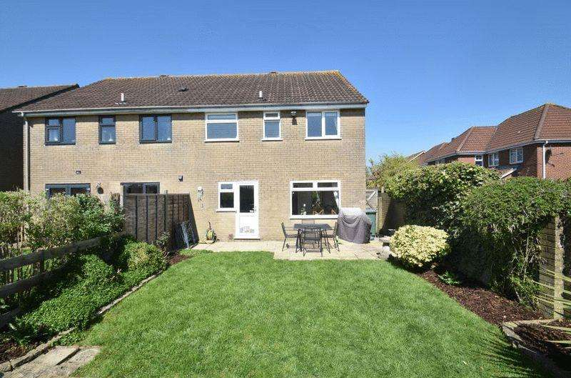 3 Bedrooms Semi Detached House for sale in Sates Way, Henleaze