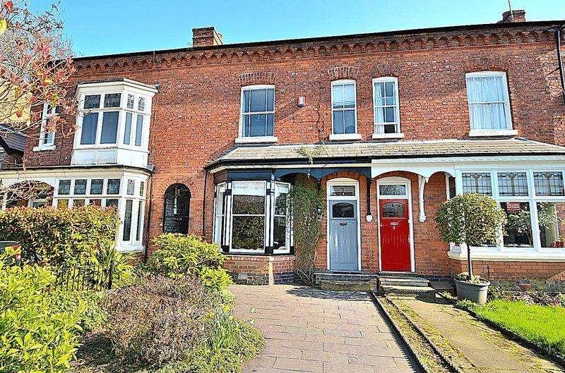 4 Bedrooms Terraced House for sale in Featherstone Road, Kings Heath, Birmingham, B14