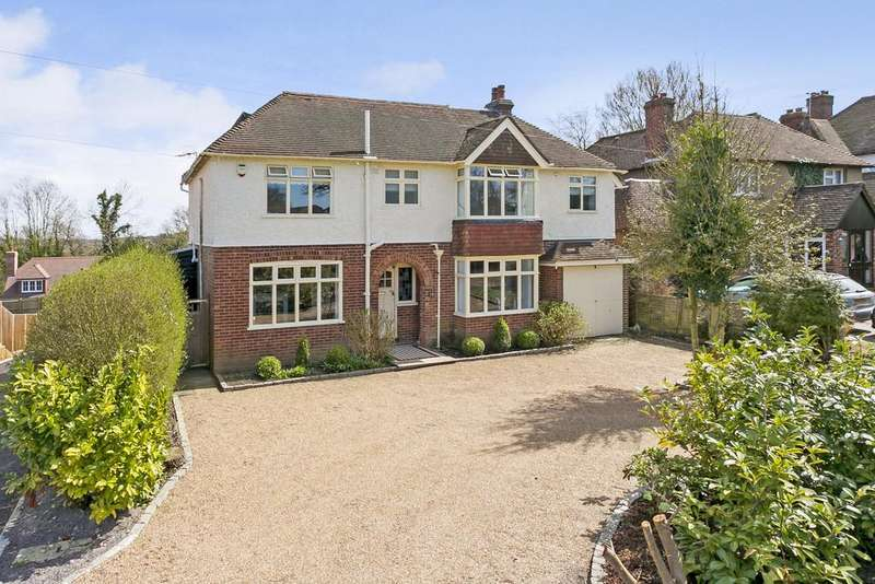 4 Bedrooms Detached House for sale in The Ridgewaye, Southborough