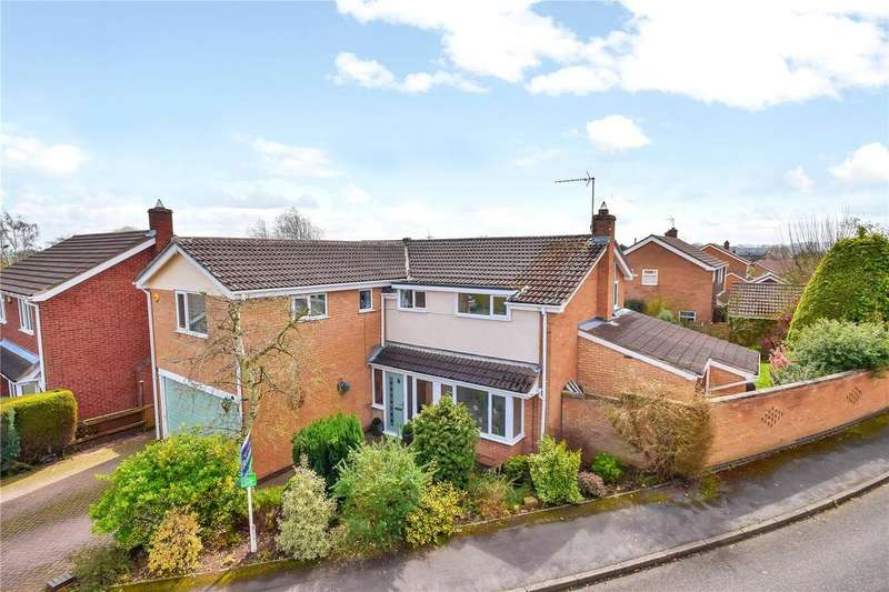 5 Bedrooms Detached House for sale in Garland, Rothley, Leicester