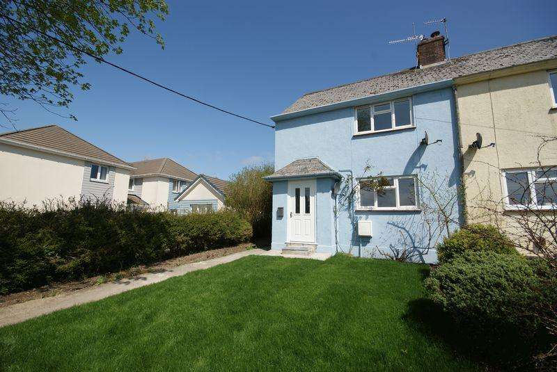 2 Bedrooms Terraced House for sale in Queens Crescent, Bodmin