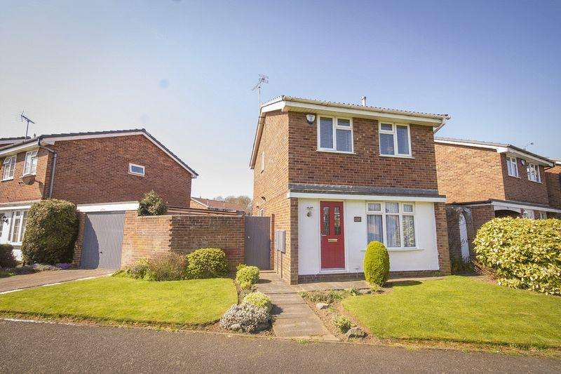 3 Bedrooms Detached House for sale in Keldholme Lane, DE24