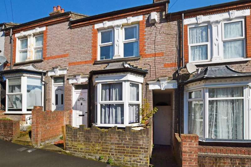 3 Bedrooms Terraced House for sale in Russell Rise, South Luton, Luton, LU1 5EU