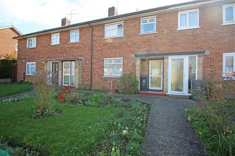 3 Bedrooms Terraced House for sale in Barclay Crescent, Stevenage, SG1 3NB