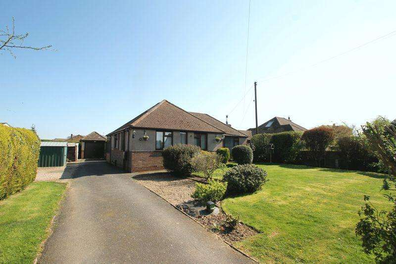 2 Bedrooms Detached Bungalow for sale in Pay Street, Densole