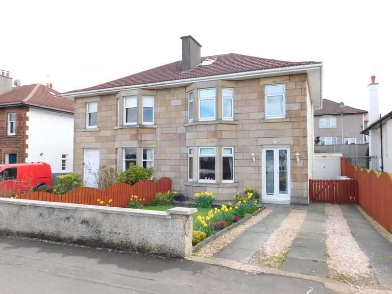 4 Bedrooms Semi Detached House for sale in Dukes Road, Rutherglen, Glasgow