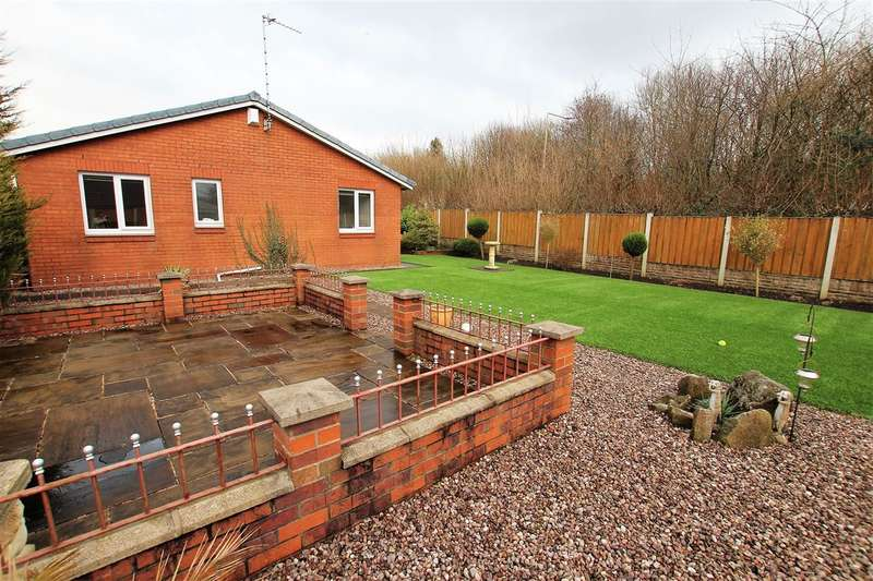 3 Bedrooms Detached Bungalow for sale in Sandsdale Avenue, Fulwood, Preston